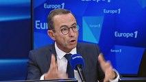 """Bruno Retailleau : sur le sujet de l'immigration, """"Emmanuel Macron est plutôt cynique"""""""