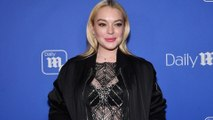 Lindsay Lohan reserves her own private toilet at nightclubs