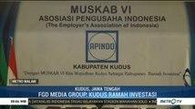 FGD Media Group: Kudus Ramah Investasi