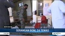 Serangan Bom Dekat Lokasi Kampanye di Afghanistan, 24 Orang Tewas