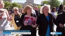 Féminicide au Havre : 800 personnes rendent hommage à Johanna Tilly