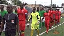 Football   Ligue 2 : L'adfca réussit la remontada face  au Club omnisports de Korhogo