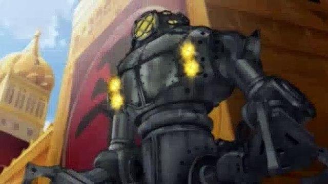 Avatar The Legend of Korra S01E12 Endgame
