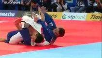 La Fédération internationale de judo suspend l'Iran