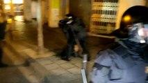 Nueva detención en una protesta por el desalojo de 'Ka La Kastanya' en Barcelona