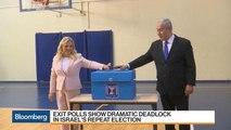 Israeli Prime Minister Benjamin Netanyahu in Deadlocked Election