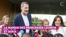 PHOTOS. La reine Letizia d'Espagne étrenne de nouveaux escarpins pile dans la tendance du moment pour la rentrée scolaire