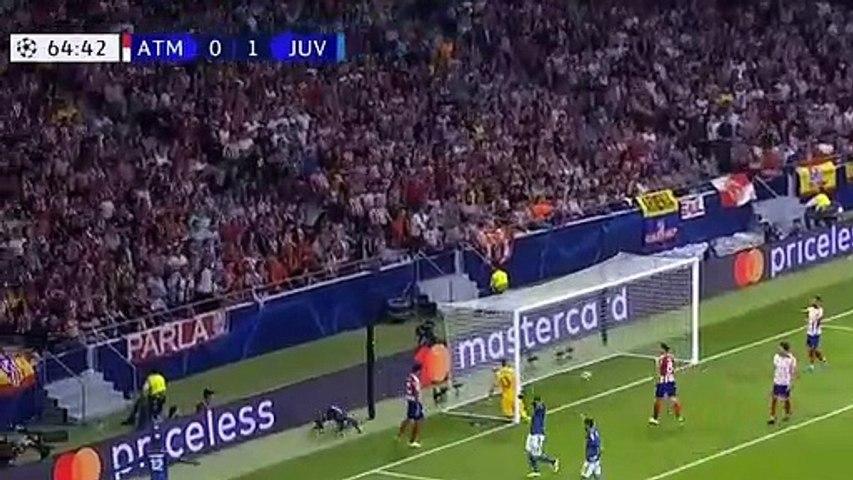 highlights - Atl  2-2 Juv