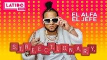 LATIDO MUSIC STREECTIONARY El Alfa El Jefe