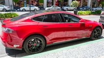 Tesla Trolls Porsche With New Supercharger