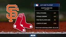 These Stats Put Into Perspective How Crazy Tuesday's 15-Inning Game Was
