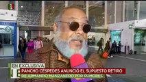 Pancho Céspedes anunció supuesto retiro de Armando Manzanero por rumores.| Ventaneando