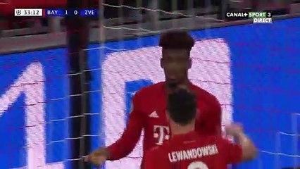 LDC - Bayern Munich 3 - 0 Etoile Rouge Belgrade