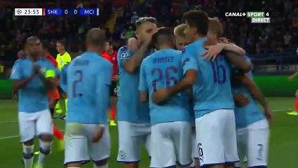 LDC - Shakhtar Donetsk 0 - 3 Manchester City