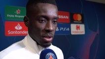 Paris Saint-Germain-Real Madrid (MD1): post game interviews