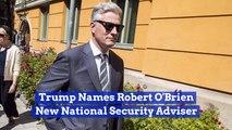 Trump Picks His New National Security Adviser