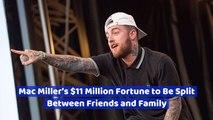Where Is Mac Miller's Money Going