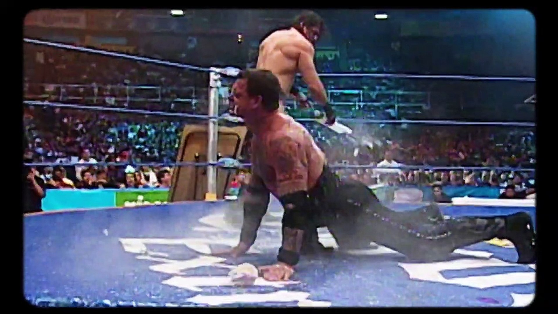 NAIL IN THE COFFIN THE FALL AND RISE OF VAMPIRO Wrestling Documentary  movie