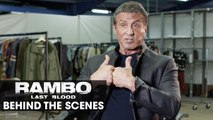 Rambo 5 Last Blood - Behind the scenes - Vengeance – Sylvester Stallone