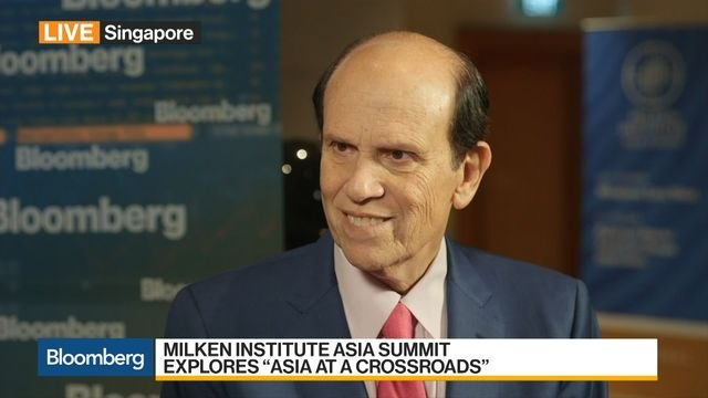 Milken: Have to Look Forward and Not Invest in the Past