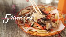 5 Street Eats in China's Water Town of Fengjian