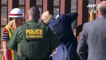 Trump visita fronteira