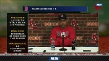 Manager Alex Cora Dissects Jhoulys Chacin's Outing After Loss Vs. Giants