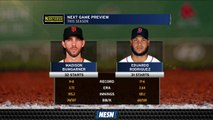Eduardo Rodriguez To Take Hill Thursday In Series Finale Vs. Giants