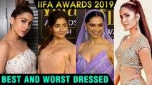 Sara Ali Khan, Alia Bhatt, Katrina Kaif Deepika Padukone | Best And WORST Dressed | IIFA Awards 2019