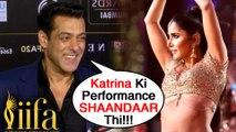 Salman Khan On Dabangg 3, Katrina Kaif Performance, INSHALLAH | FULL INTERVIEW | IIFA 2019