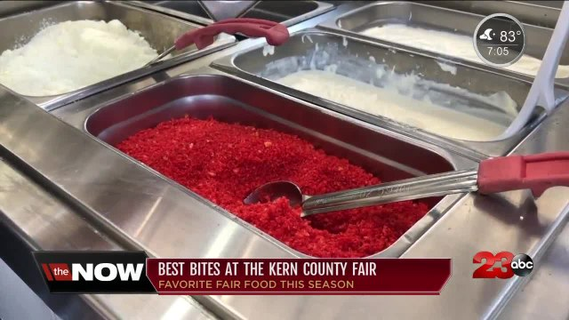 Best bites at Kern County Fair