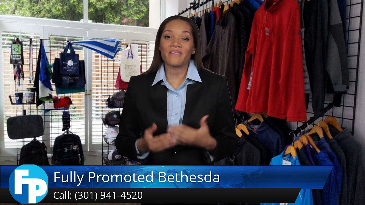Fully Promoted Bethesda Screen Printing and Embroidery MarylandFully Promoted of Bethesda, MD…