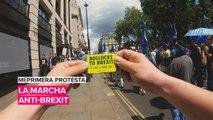 Mi primera protesta: La marcha anti Brexit