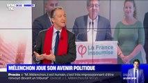 """ÉDITO - """"Jean-Luc Mélenchon fait de la politique avec son procès, à défaut d'un procès politique"""""""