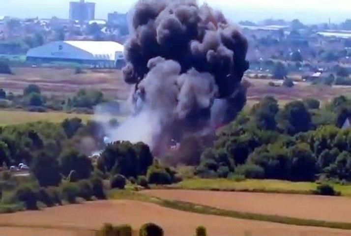 Dangerous plane crash compilation MUST WATCH