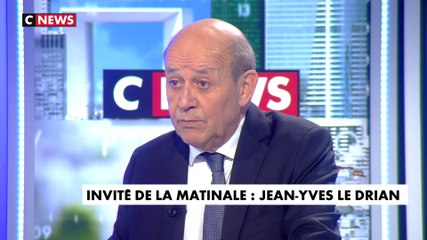 Jean-Yves Le Drian - CNews jeudi 19 septembre 2019