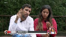 """AVANT-PREMIERE: Lors de la finale de """"Pékin Express"""" ce soir sur M6, Mounir et Lydia devront trouver les trois chiffres d'un cadenas pour ouvrir un coffre - VIDEO"""