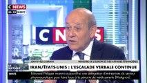 Jean-Yves Le Drian : «Quand je dis 'il faut que l'Iran revienne dans l'accord de Vienne', c'est une exigence»