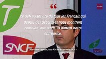 SNCF : Jean-Pierre Farandou va remplacer Guillaume Pepy