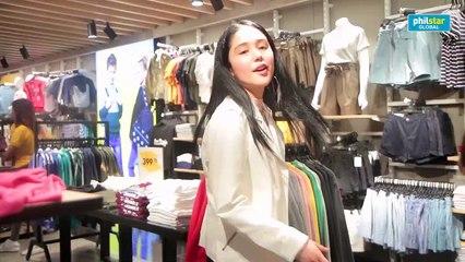 Jayda Avanzado gives style and shopping tips