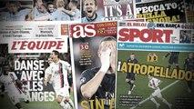 Le Real Madrid repris de volée après la gifle du PSG, la presse anglaise dégoûtée par Tottenham