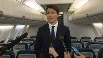 """""""Je suis vraiment désolé."""" Justin Trudeau présente ses excuses après qu'une photo de lui avec un brownface a ressurgi"""