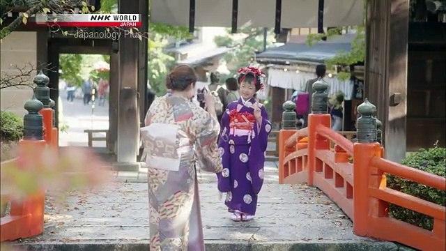 Japanology Plus - Kimono
