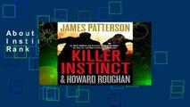 About For Books  Killer Instinct  Best Sellers Rank : #2