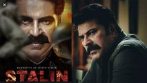 Mammootty's stunning look as Stalin goes viral in social media