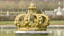 Sujet sur le château de Vaux-le-Vicomte - VIDEO