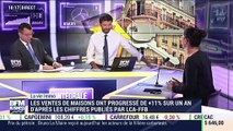 Marie Coeurderoy: Les ventes de maisons ont progressé de 11% sur un an - 19/09