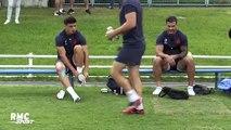 XV de France : Guirado, Ntamack, Argentine… Brunel explique ses choix pour le premier match du Mondial