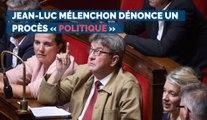 Jean-Luc Mélenchon dénonce un procès « politique »
