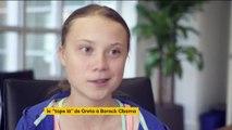 Climat : Greta Thunberg ordonne au Congrès des États-Unis de s'unir et d'agir